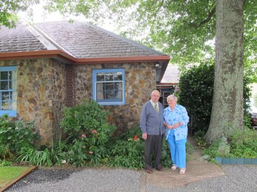 Ian & Shirley Stephens
